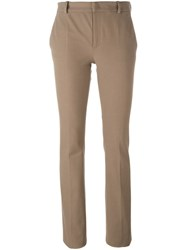 Joseph Bootcut Trousers Nude And Neutrals