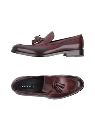 Fratelli Rossetti Loafers Maroon