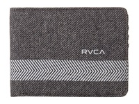 Rvca Selector Wallet Dark Grey Wallet Handbags Gray