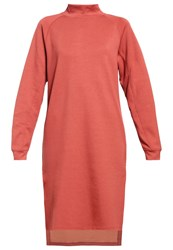 Adpt. Adptladder Jersey Dress Copper Brown