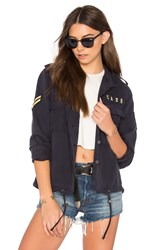 Rails Maverick Jacket Navy