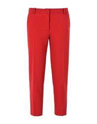 Jolie By Edward Spiers Casual Pants Red