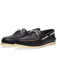 Sperry Topsider Authentic Original 2 Eye Navy