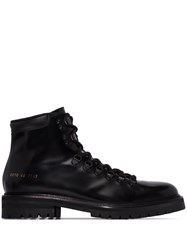 Common Projects Ankle Hiking Style Boots 60