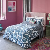 Bluebellgray Big Pomegranate Duvet Set Blue