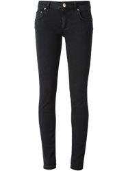 Dondup Skinny Fit Jeans Black