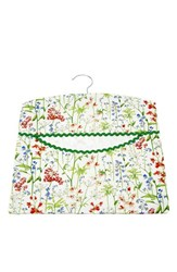 Flowers Of Liberty Floral Print Peg Bag