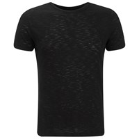 J. Lindeberg J.Lindeberg Men's Crew Neck T Shirt Black