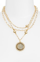 Virgins Saints And Angels 'Magdalena San Benito' Necklace Nordstrom Exclusive