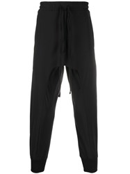 Thom Krom Dropped Crotch Track Trousers 60