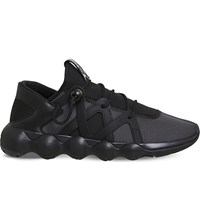 Adidas Y3 Kyujo Low Top Trainers Utility Black