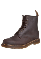 Dr. Martens Crazy Laceup Boots Gaucho Brown