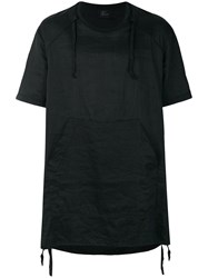 Lost And Found Ria Dunn Pocket T Shirt Black