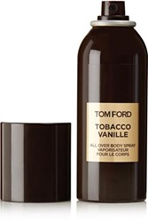 Tom Ford Beauty Tobacco Vanille All Over Body Spray Colorless