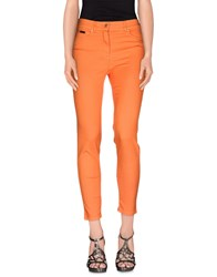 Clips More Denim Denim Trousers Women Orange