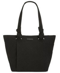 Vera Bradley Hadley East West Small Tote Classic Black