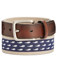 Club Room Men's Casual Dress Belt Only At Macy's Navy