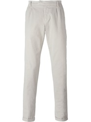 Eleventy Chino Trousers Nude And Neutrals