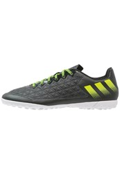 Adidas Performance Ace 16.3 Cg Astro Turf Trainers Core Black Solar Yellow Crystal White