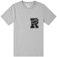 Remi Relief R Logo Tee Grey