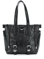 Zadig And Voltaire Bianca Tote Bag Black