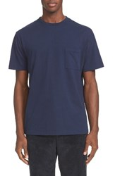 Our Legacy Men's Pocket Army Jersey T Shirt