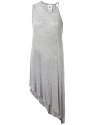 Lost And Found Rooms One Sleeve Tank Top Grey