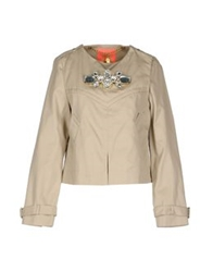 Manoush Jackets Beige