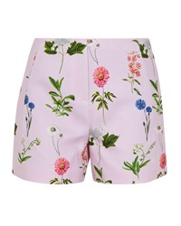 f1ee0f59e Ted Baker Neeva Florence Tailored Shorts Pink