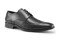 Skopes Brogue Shoes Black