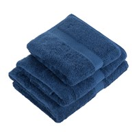 Yves Delorme Etoile Sapphire Towel Blue