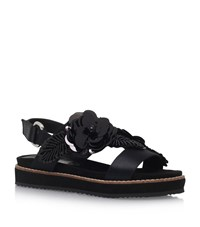 Kurt Geiger Bumble Embellished Sandals Female Black