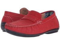 Stacy Adams Park Red Men's Slip On Shoes