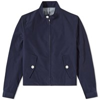 Thom Browne Harrington Jacket Blue