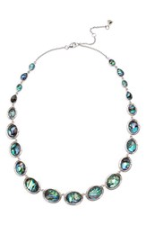Women's Judith Jack Abalone Doublet Collar Necklace