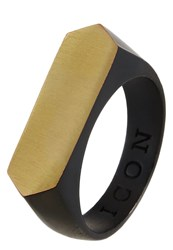 Icon Brand Cohesion Ring Black