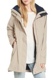 The North Face 'S Laney Ii Trench Raincoat Crockery Beige