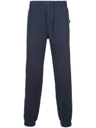 Onia Tapered Trousers Blue