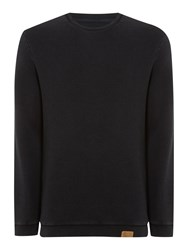 Label Lab Shutter Reverse Back Sweat Black