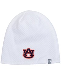 Under Armour Women's Auburn Tigers Diamond Tough Beanie White