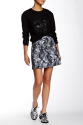 Eleven Paris Pensif Skirt Black