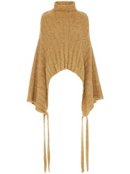 J.W.Anderson Jw Anderson Kimono Sleeve Knitted Jumper 60
