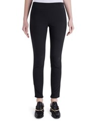 Stella Mccartney Mirabelle Tuxedo Leggings Black