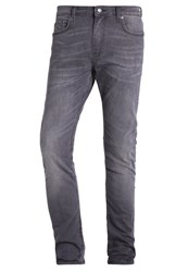 Kiomi Slim Fit Jeans Grey Grey Denim
