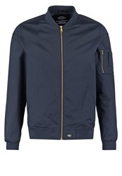 Dickies Hughson Summer Jacket Dark Navy Dark Blue