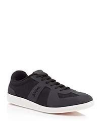 Swims Lucas Lace Up Sneakers Black