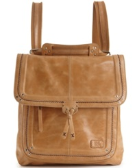 The Sak Ventura Leather Backpack Camel
