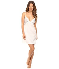 La Perla Jazz Time Short Gown White