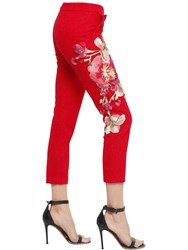 Ainea Hand Embroidered Lace Pants