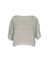 Brand Unique Sweatshirts Light Grey